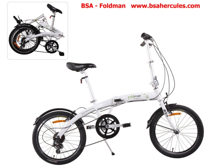 bsa bicycle models